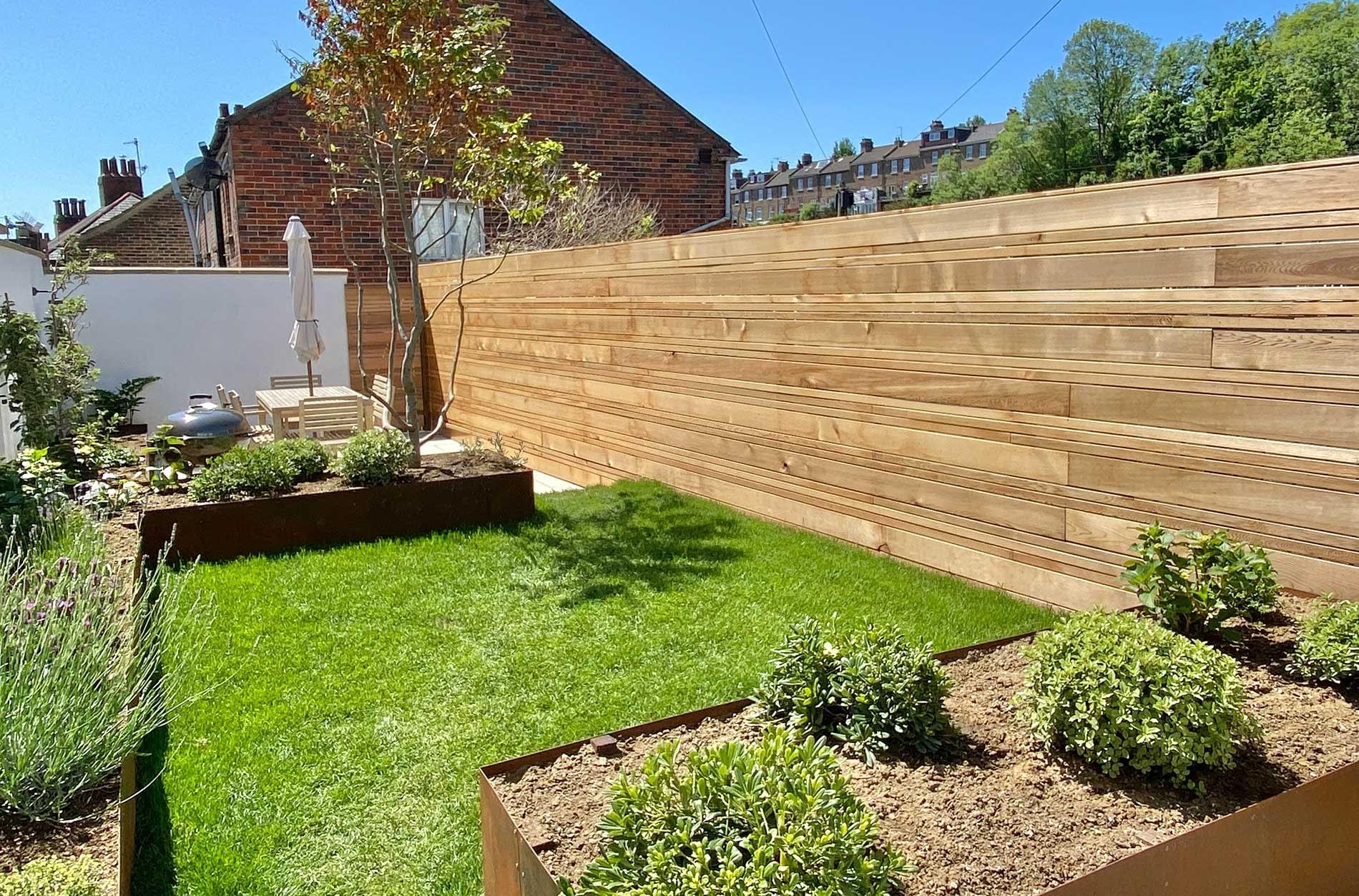 Cedar brighton garden