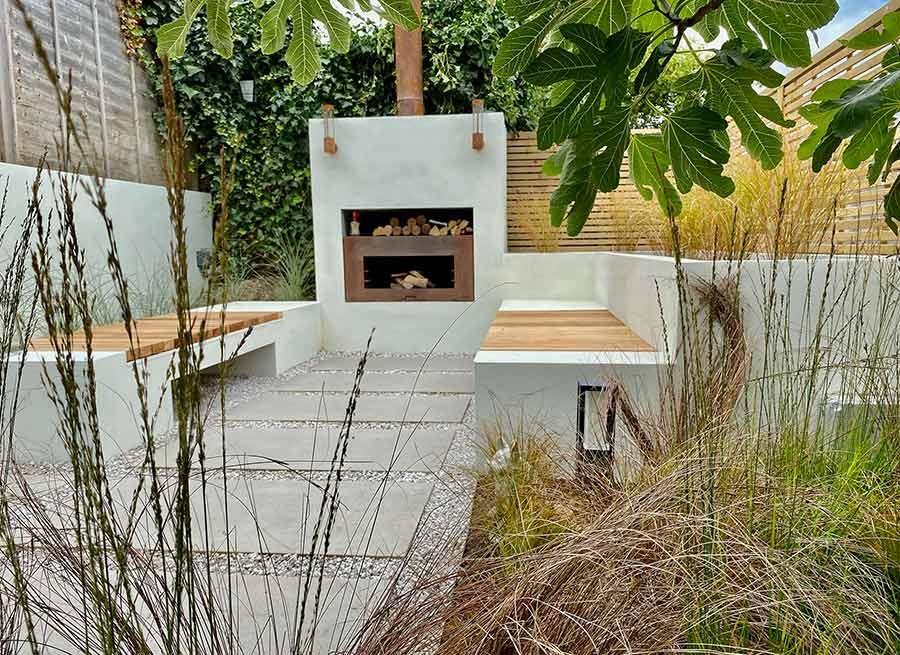 Urban Garden design sussex
