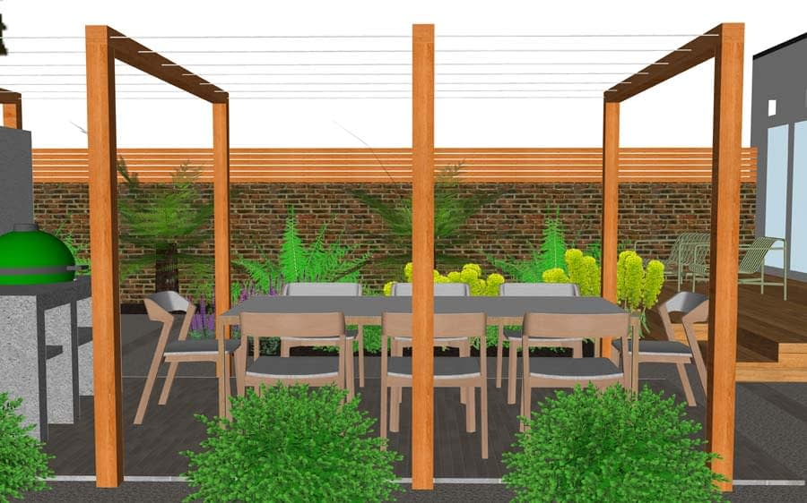 hove garden design planning